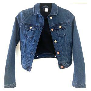 H&M blue Jean jacket